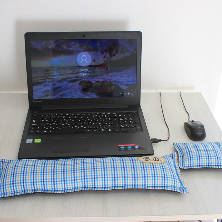 Keyboard and Mouse Pillows-KUGO